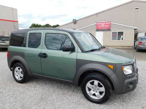 2004 Honda Element for sale at Macrocar Sales Inc in Akron OH