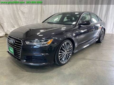 2017 Audi A6 for sale at Green Light Auto Sales LLC in Bethany CT