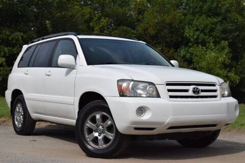 2003 Toyota Highlander for sale at Best Choice USA in Swansea MA