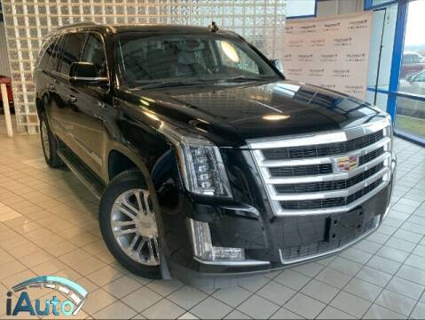 2015 Cadillac Escalade ESV for sale at iAuto in Cincinnati OH