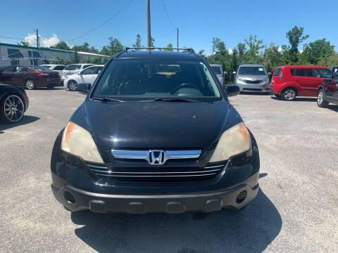 2008 Honda CR-V for sale at Jamrock Auto Sales of Panama City in Panama City FL