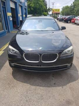 2011 BMW 7 Series for sale at Drive Auto Sales & Service, LLC. in North Charleston SC