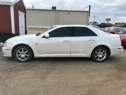 2007 Cadillac STS for sale at TnT Auto Plex in Platte SD