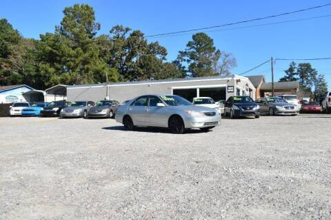 2006 Toyota Camry for sale at Barrett Auto Sales in North Augusta SC