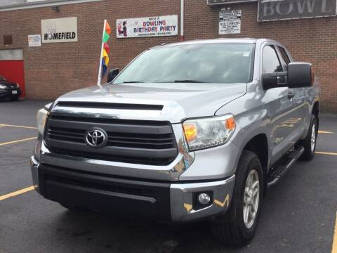 2014 Toyota Tundra for sale at Drive Deleon in Yonkers NY