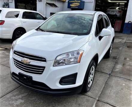 2016 Chevrolet Trax for sale at US Auto Network in Staten Island NY