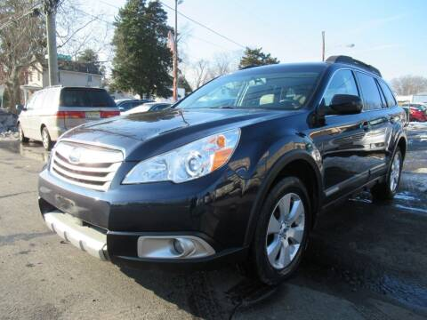 2012 Subaru Outback for sale at PRESTIGE IMPORT AUTO SALES in Morrisville PA