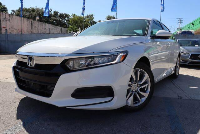 2020 Honda Accord for sale at OCEAN AUTO SALES in Miami FL