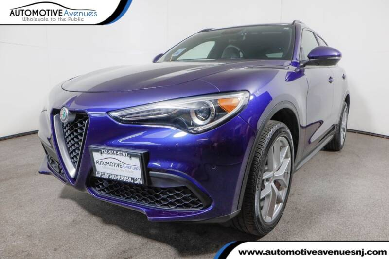 2018 Alfa Romeo Stelvio for sale in Wall Township, NJ
