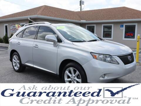 2011 Lexus RX 350 for sale at Universal Auto Sales in Plant City FL