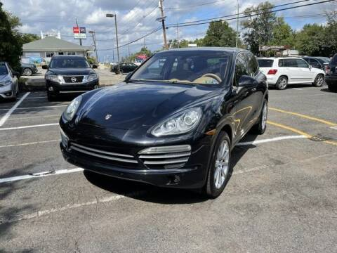 2011 Porsche Cayenne for sale at QUALITY AUTOS in Hamburg NJ