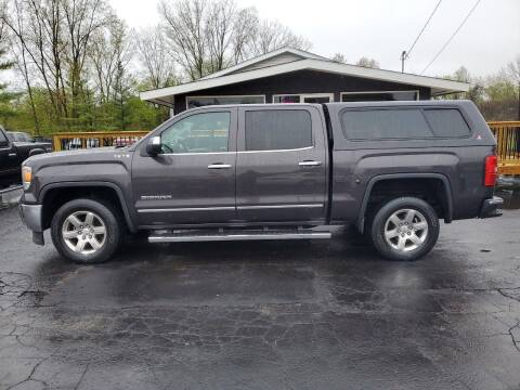 2014 GMC Sierra 1500 for sale at Drive Motor Sales in Ionia MI