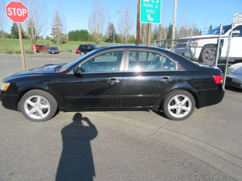 2007 Hyundai Sonata for sale at Car Link Auto Sales LLC in Marysville WA