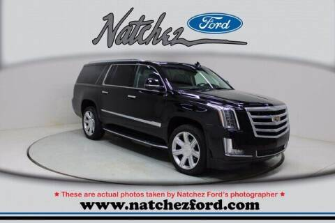 2020 Cadillac Escalade ESV for sale at Auto Group South - Natchez Ford Lincoln in Natchez MS