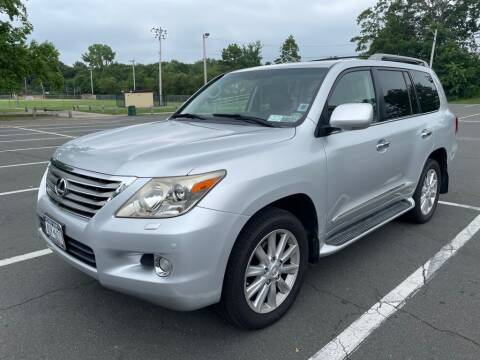 2009 Lexus LX 570 for sale at American Best Auto Sales in Uniondale NY