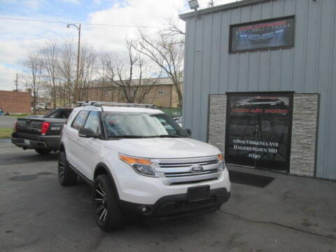 2015 Ford Explorer for sale at Access Auto Brokers in Hagerstown MD