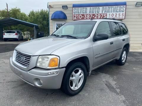2006 GMC Envoy for sale at Silver Auto Partners in San Antonio TX