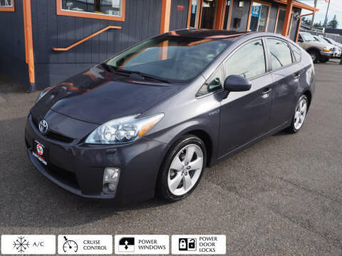 2010 Toyota Prius for sale at Sabeti Motors in Tacoma WA