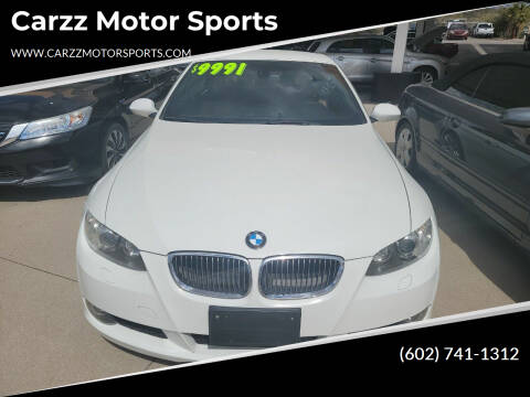 2007 BMW 3 Series for sale at Carzz Motor Sports in Fountain Hills AZ