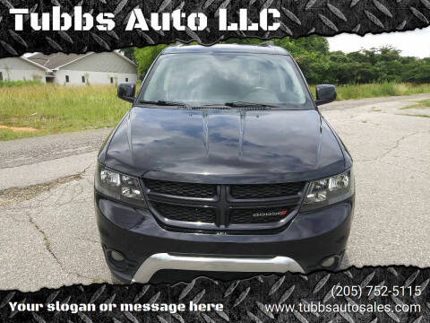 2017 Dodge Journey for sale at Tubbs Auto LLC in Tuscaloosa AL