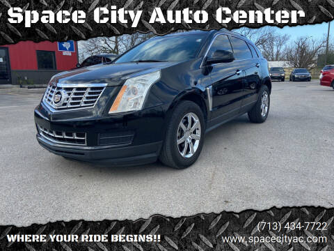 2013 Cadillac SRX for sale at Space City Auto Center in Houston TX