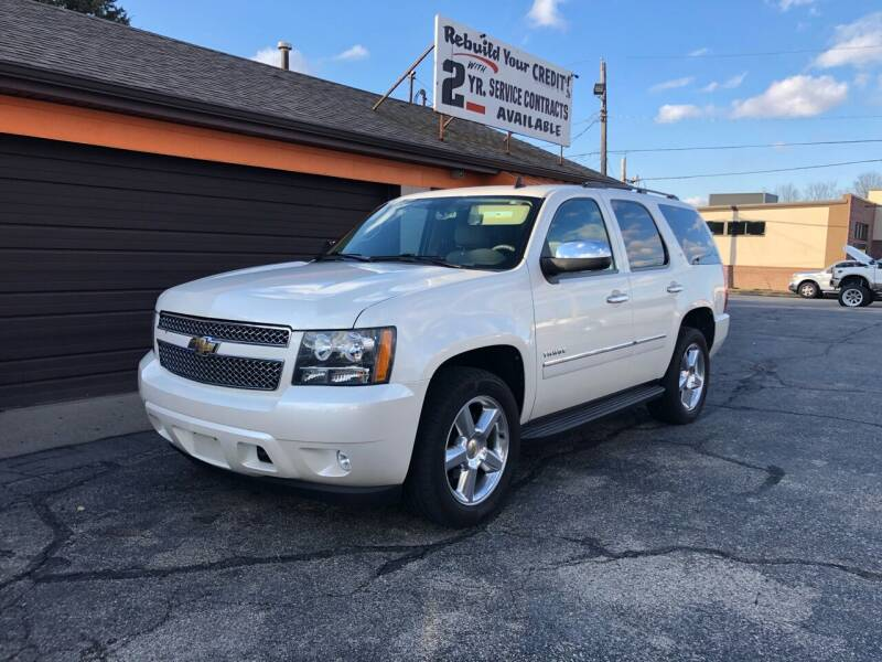 2009 Chevrolet Tahoe for sale at D & D Auto Sales in Hamilton OH