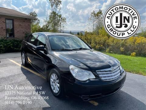 2010 Chrysler Sebring for sale at IJN Automotive Group LLC in Reynoldsburg OH