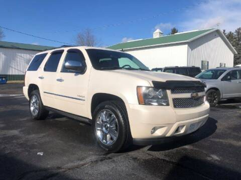 2010 Chevrolet Tahoe for sale at Tip Top Auto North in Tipp City OH