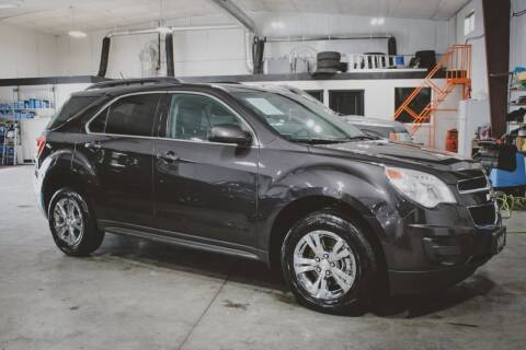 2013 Chevrolet Equinox for sale at Northwest Premier Auto Sales in West Richland And Kennewick WA