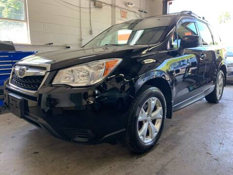 2014 Subaru Forester for sale at Auto Warehouse in Poughkeepsie NY
