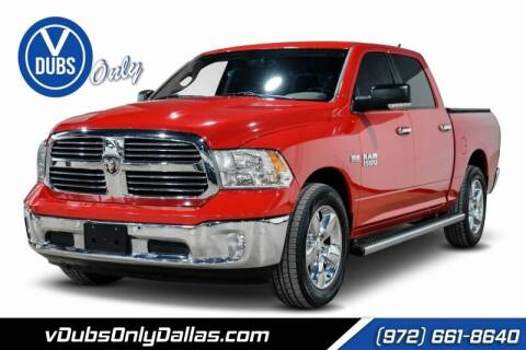 2014 RAM Ram Pickup 1500 for sale at VDUBS ONLY in Dallas TX