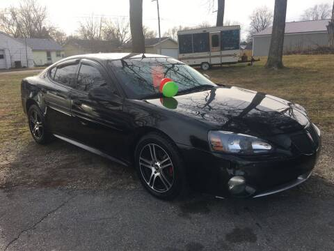 2004 Pontiac Grand Prix for sale at Antique Motors in Plymouth IN