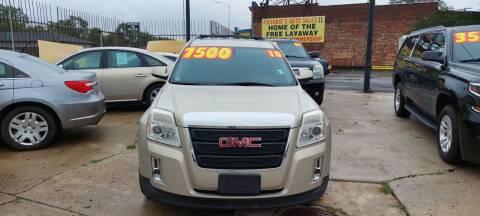 2010 GMC Terrain for sale at Frankies Auto Sales in Detroit MI
