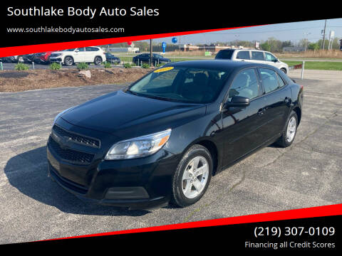 2013 Chevrolet Malibu for sale at Southlake Body Auto Sales in Merrillville IN