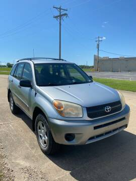 2004 Toyota RAV4 for sale at MJ'S Sales in Foristell MO