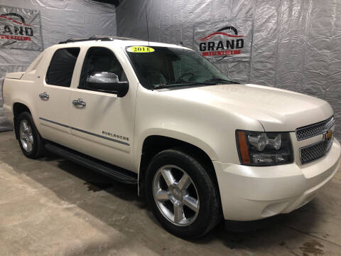 2011 Chevrolet Avalanche for sale at GRAND AUTO SALES in Grand Island NE