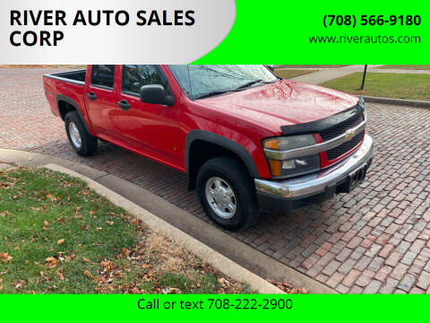 2006 Chevrolet Colorado for sale at RIVER AUTO SALES CORP in Maywood IL