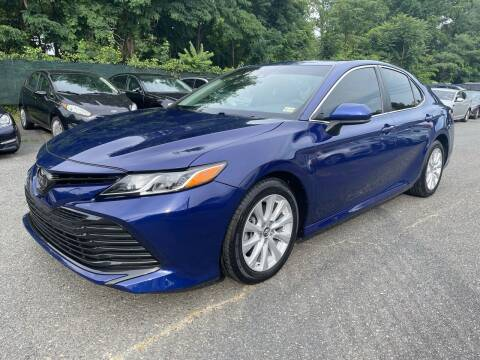 2018 Toyota Camry for sale at Dream Auto Group in Dumfries VA