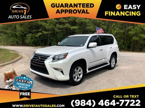 2014 Lexus GX 460 for sale at Drive 1 Auto Sales in Wake Forest NC