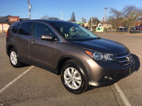 2012 Honda CR-V for sale at Borderline Auto Sales in Loveland OH