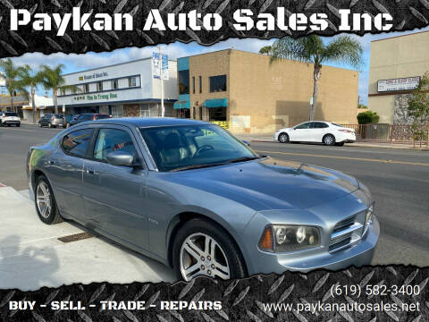 2006 Dodge Charger for sale at Paykan Auto Sales Inc in San Diego CA