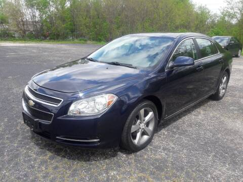 2009 Chevrolet Malibu for sale at Discount Auto World in Morris IL
