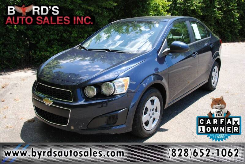 2015 Chevrolet Sonic for sale in Marion, NC