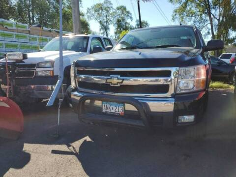 2007 Chevrolet Silverado 1500 for sale at Dealswithwheels in Inver Grove Heights MN