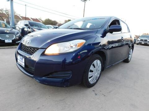 2011 Toyota Matrix for sale at AMD AUTO in San Antonio TX