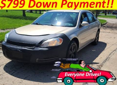 2006 Chevrolet Impala for sale at World Automotive in Euclid OH