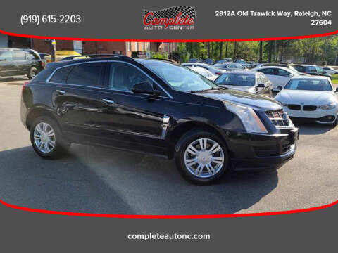 2011 Cadillac SRX for sale at Complete Auto Center , Inc in Raleigh NC