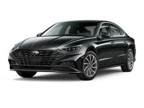 2020 Hyundai Sonata for sale at BORGMAN OF HOLLAND LLC in Holland MI