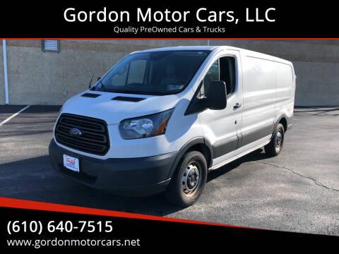 2016 Ford Transit Cargo for sale at Gordon Motor Cars, LLC in Frazer PA