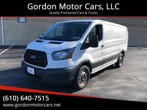 2016 Ford Transit Cargo for sale at Gordon Motor Cars, LLC in Frazer PA